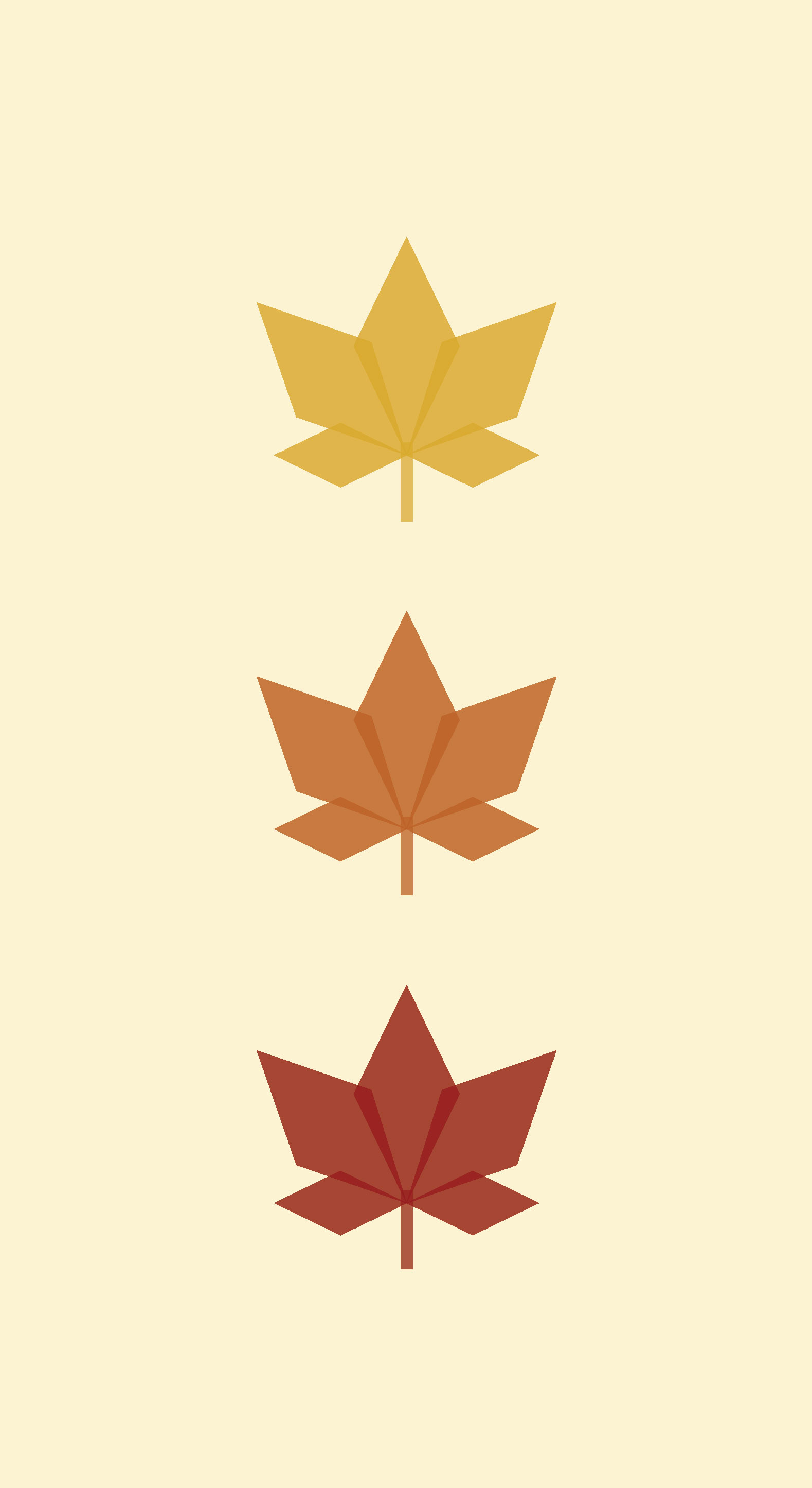 Fall Leaves Yellow Phone Wallpaper