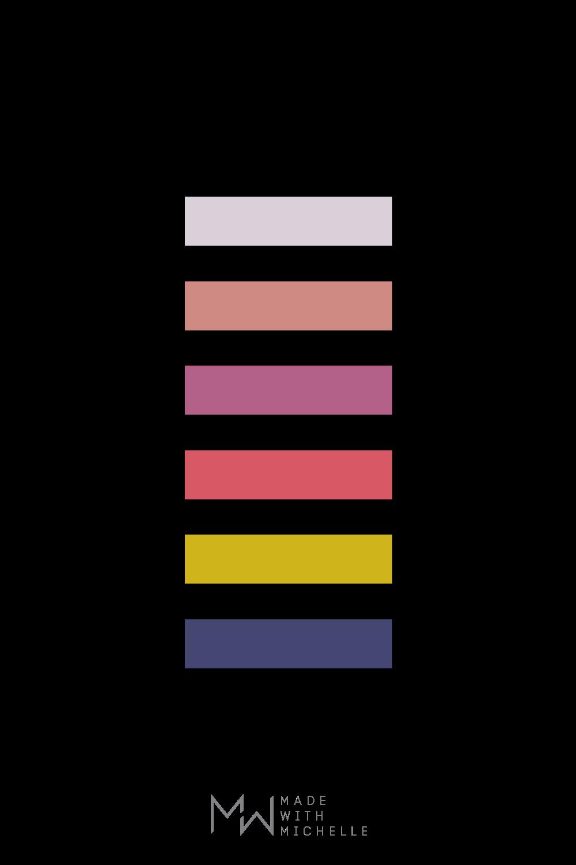 Color Palette 16b