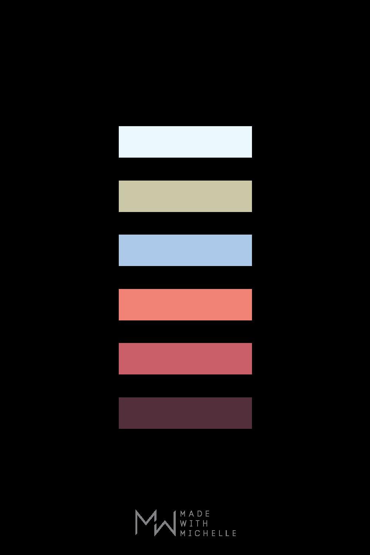 Color Palette 18b