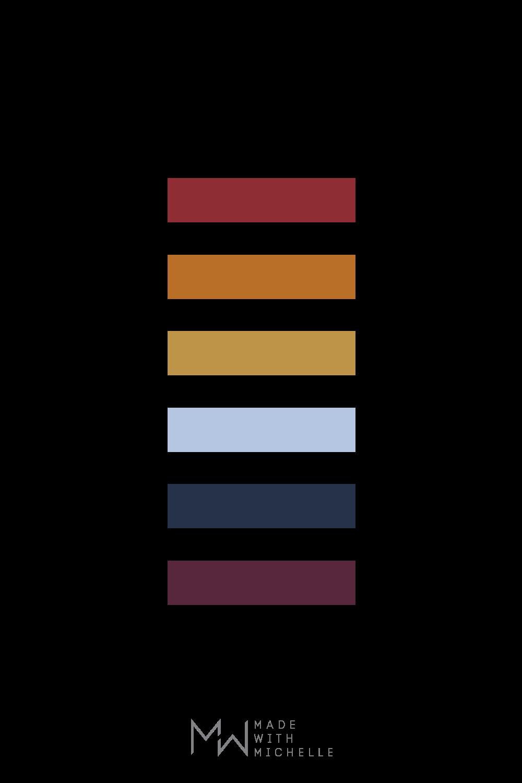 Color Palette 4db