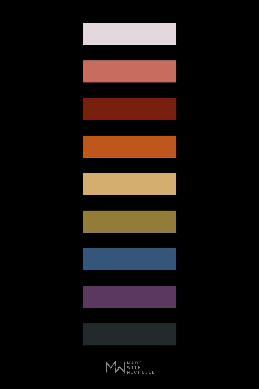 Color Palette 12b