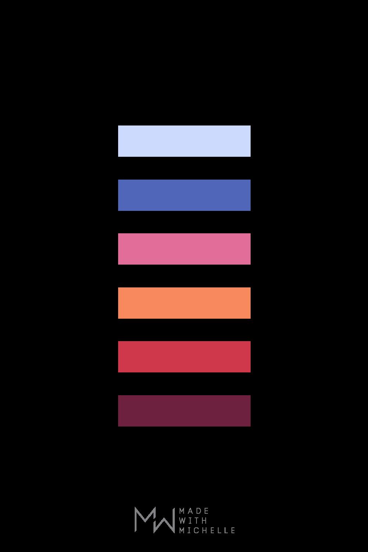 Color Palette 20b