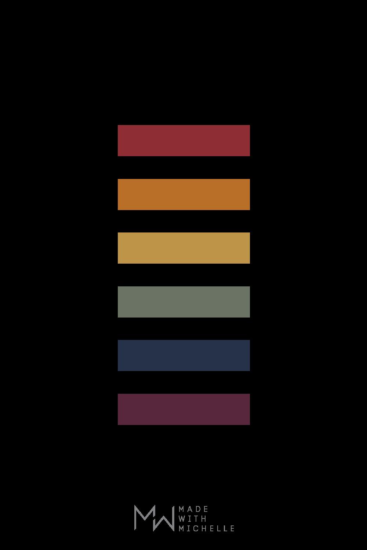 Color Palette 4bb