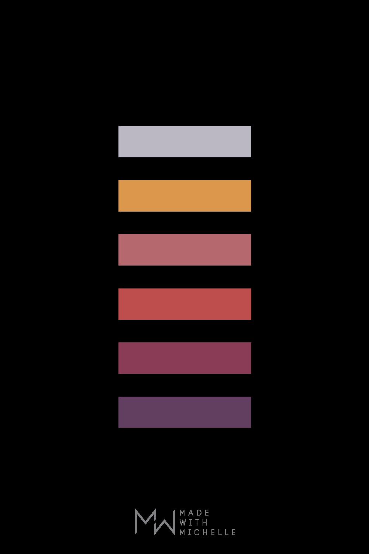 Color Palette 8b