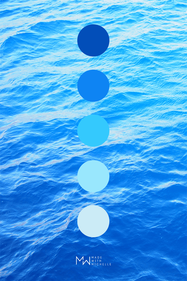ocean 2 color palette