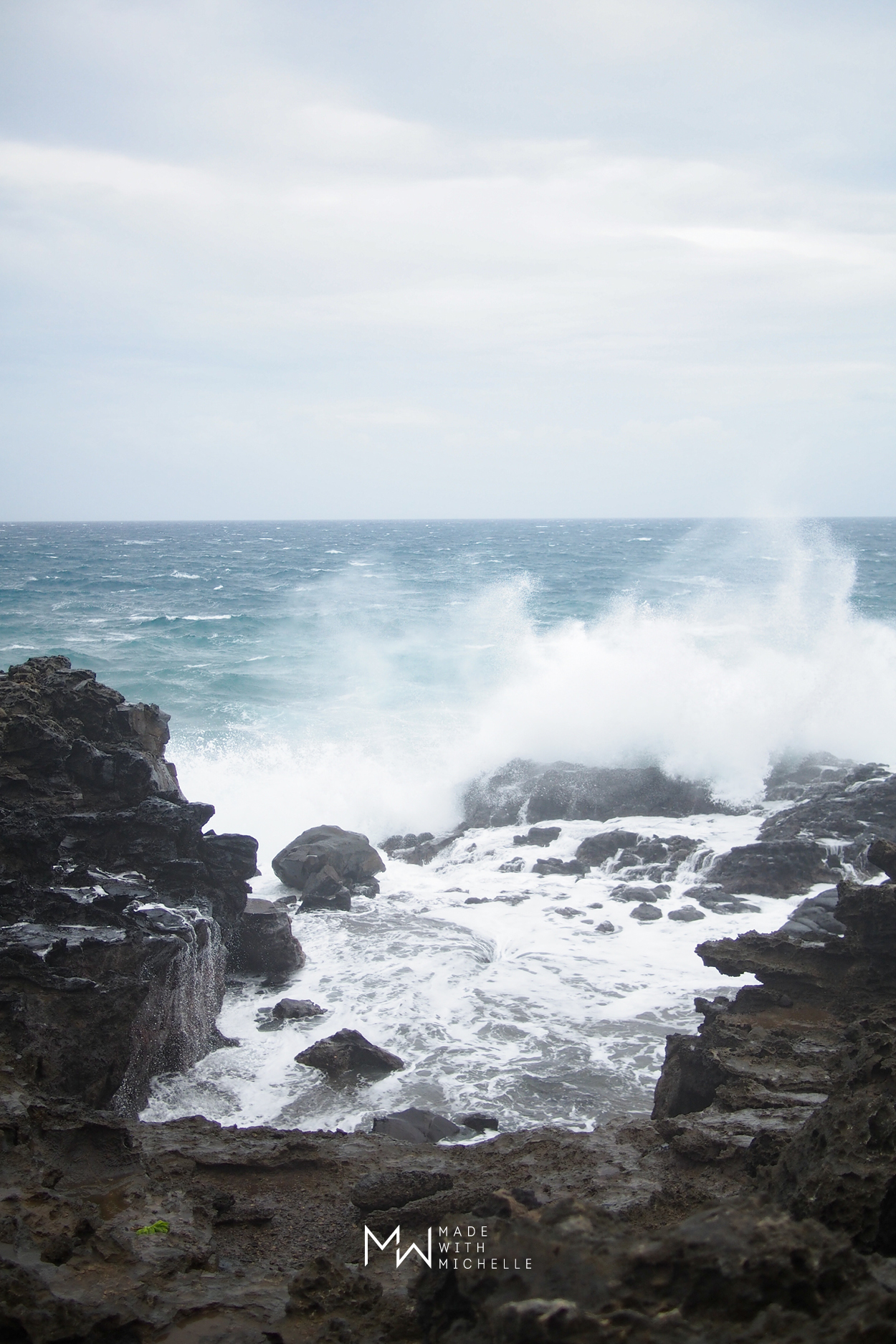 Things to do in Maui: Nakalele Blowhole