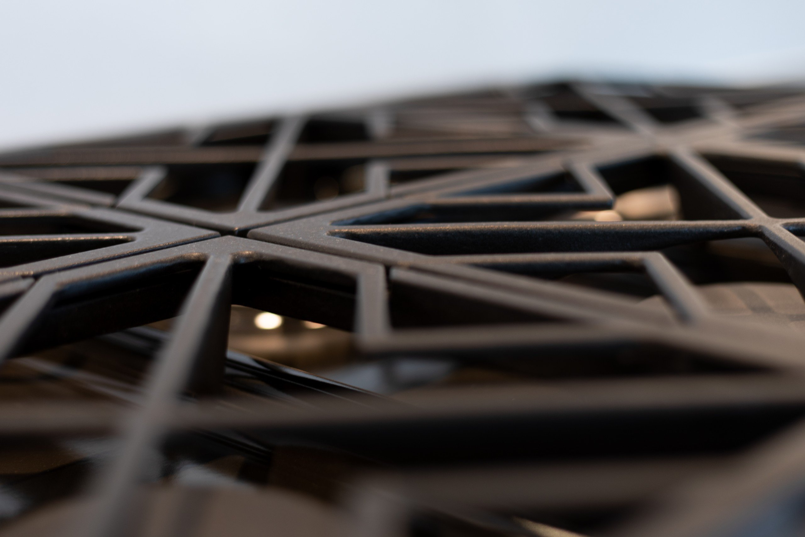 Interior Photography: Stove Closeup