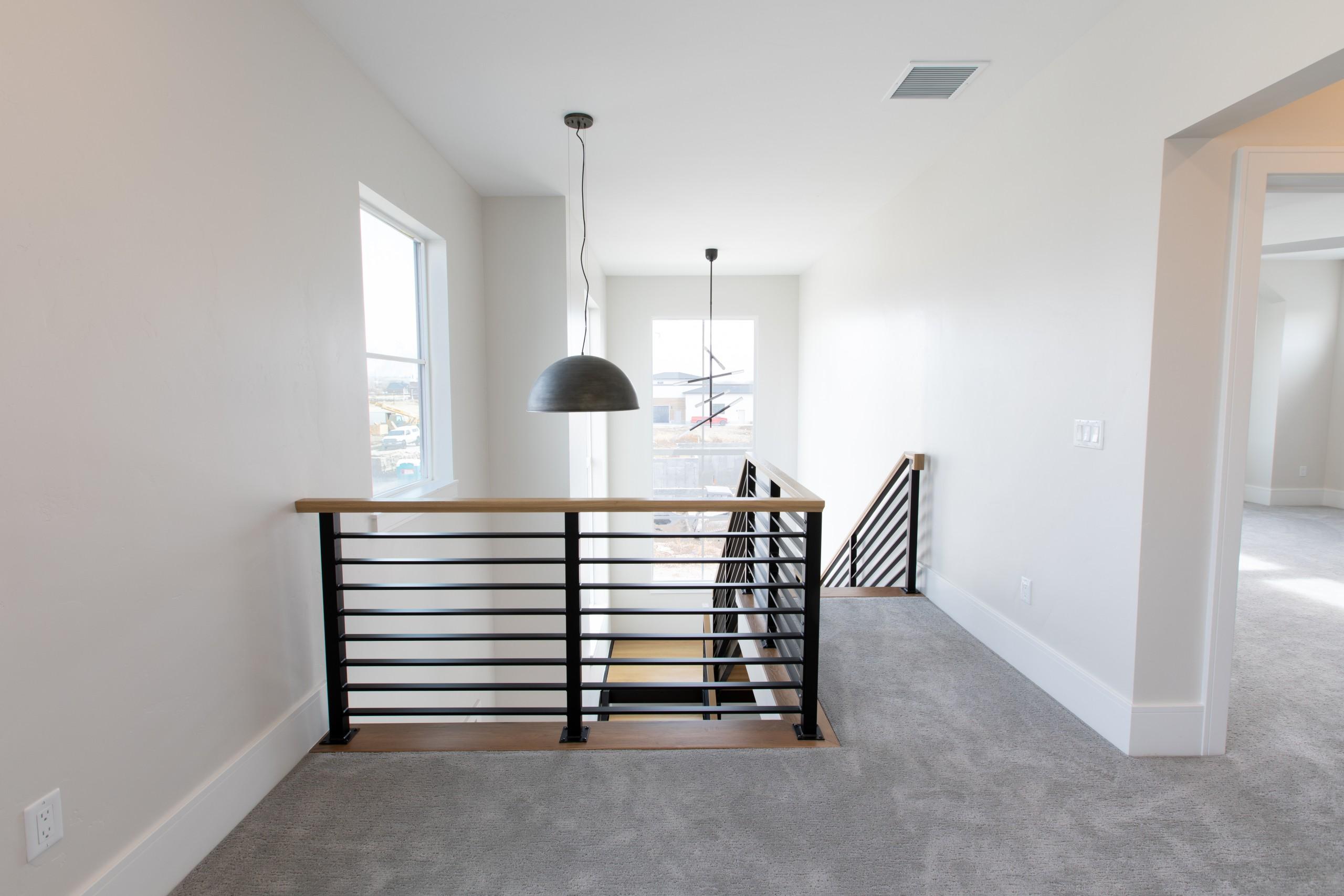 Interior Photography: Upstairs Loft