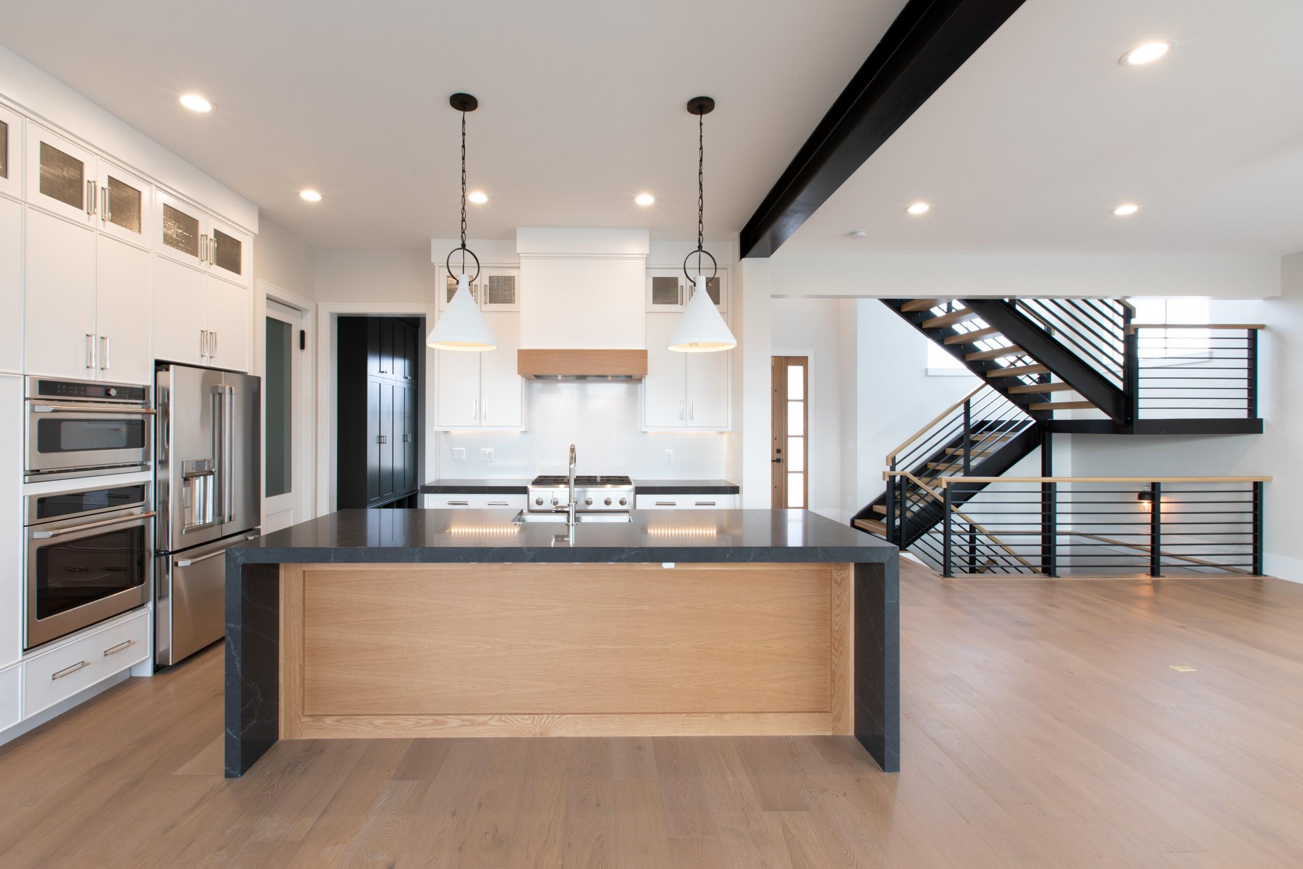 Interior Photography: Kitchen Straight-on