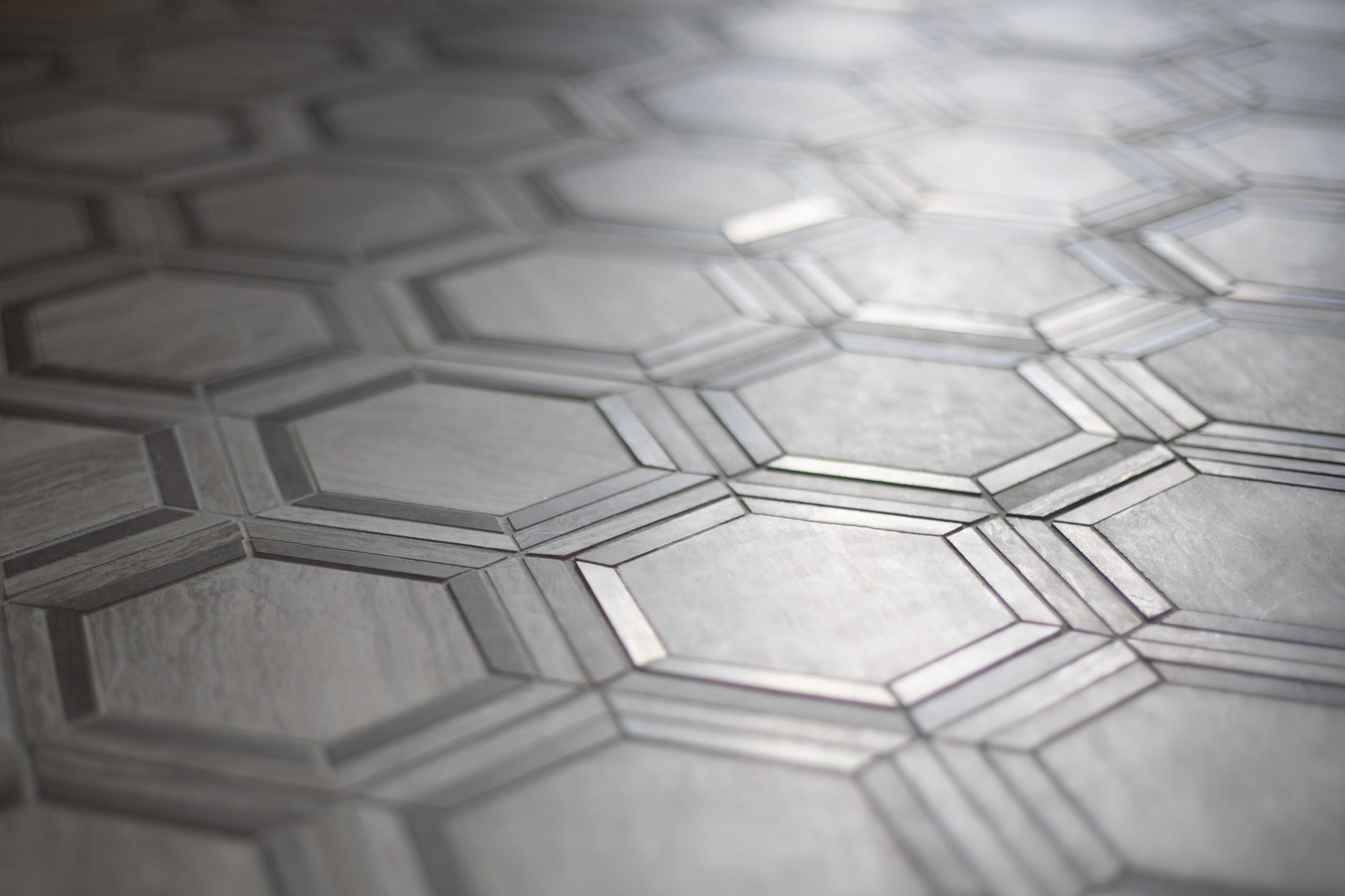 Hexagon Tile Detail