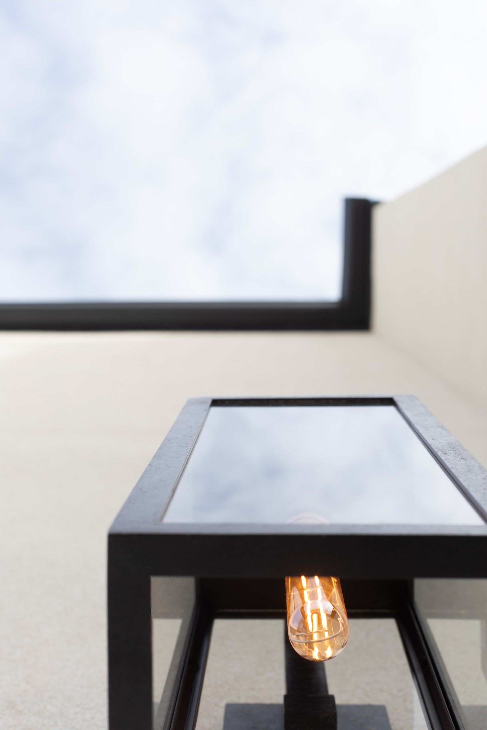 Exterior Lighting Detail