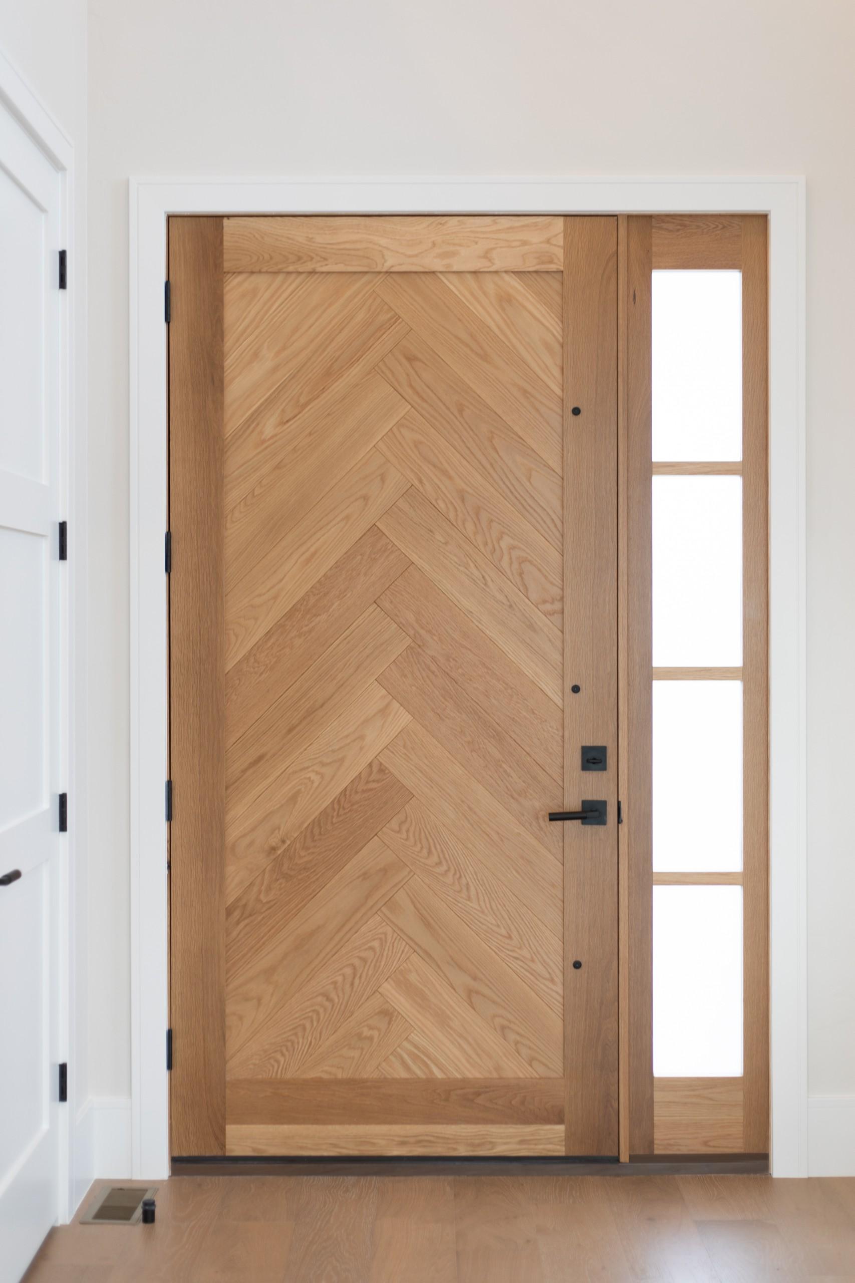 Interior Photography: Front Door Interior