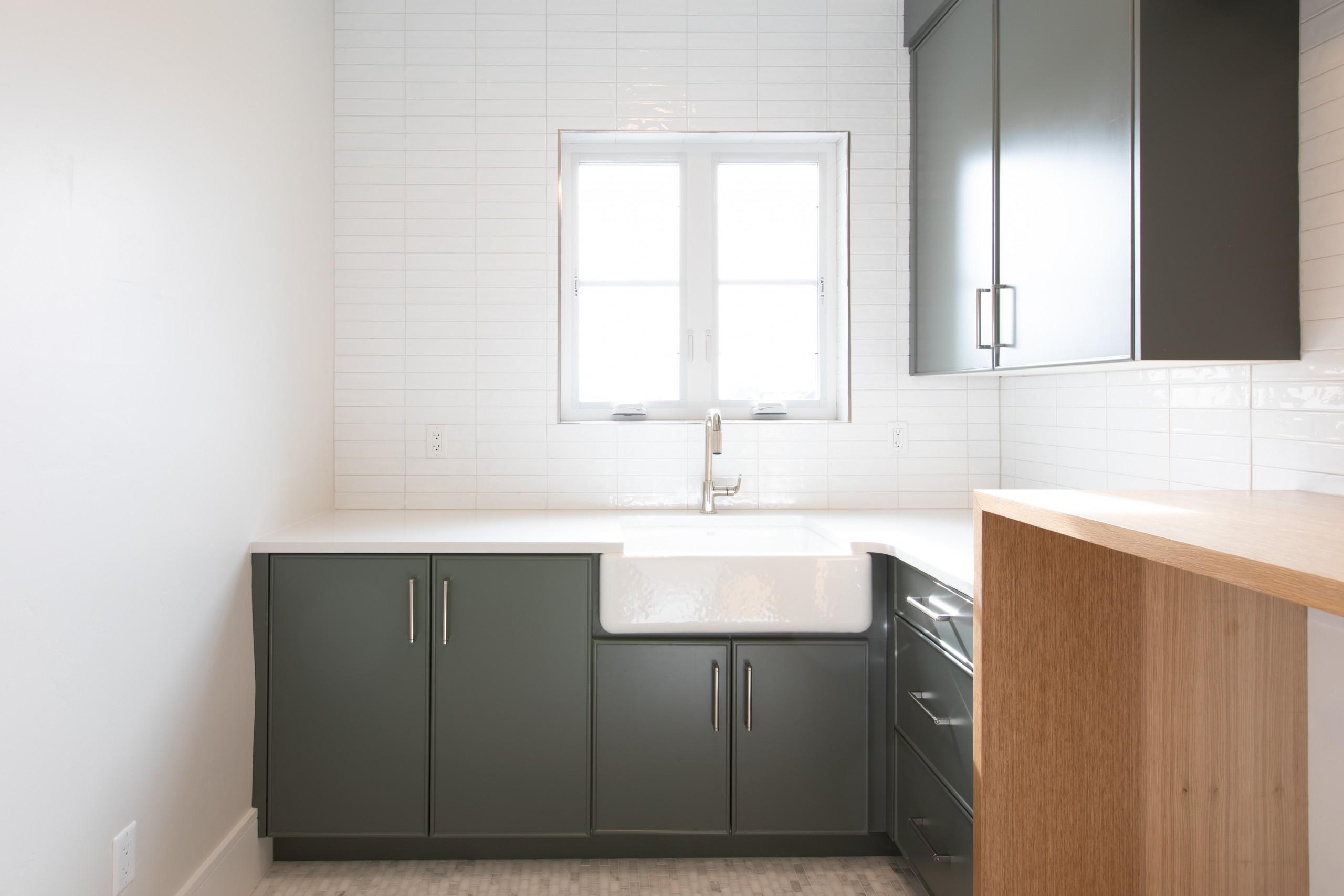 Interior Photography: Laundry Room
