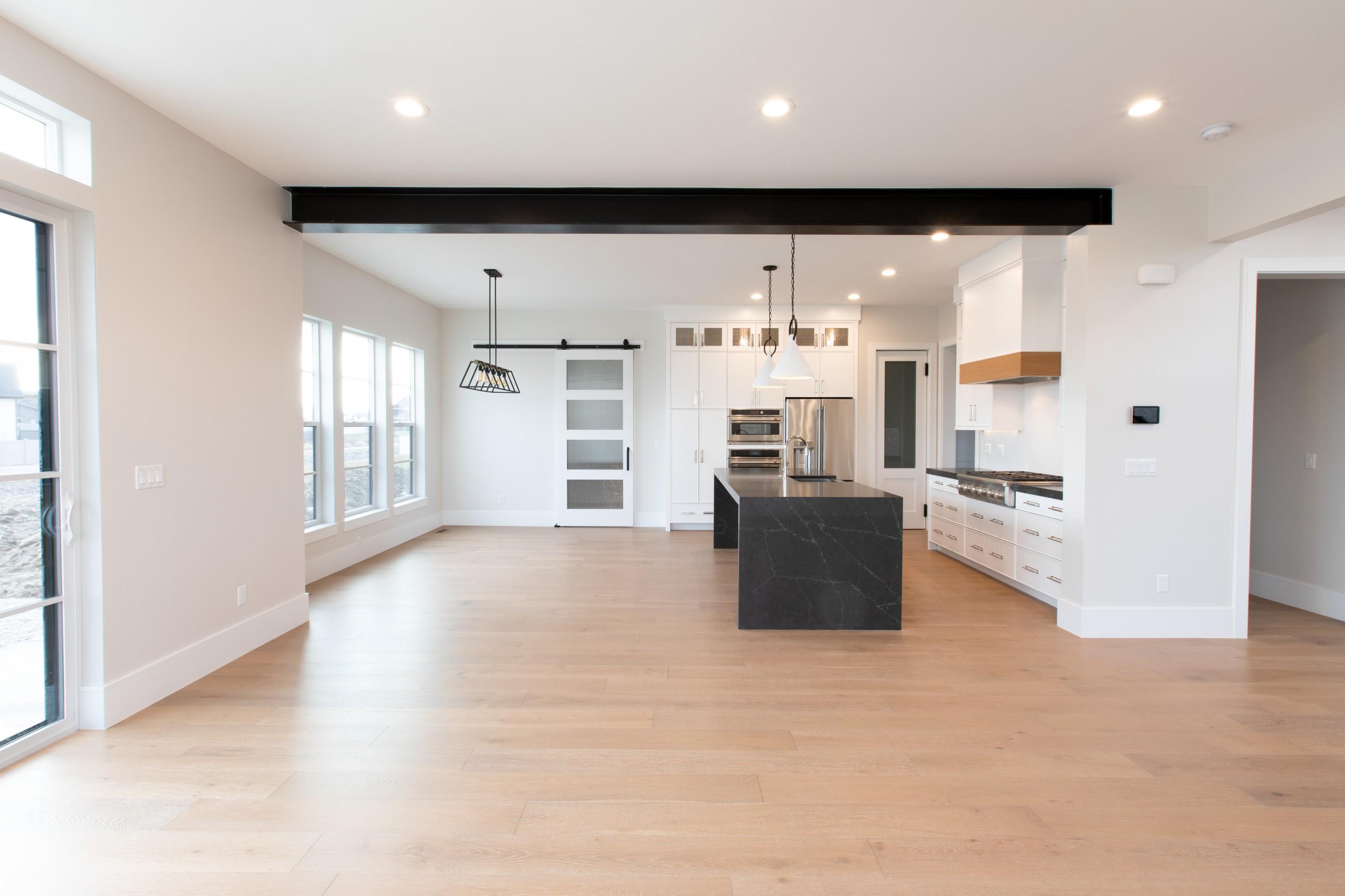 Interior Photography: Kitchen Wide